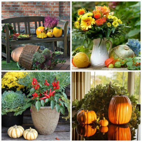 Fall decorations Ideas