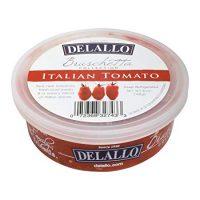 Delallo Italian Tomato Bruschetta, 8 Oz