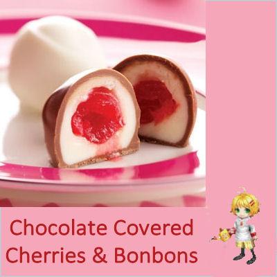 Chocolate Covered Cherries - Hand Made