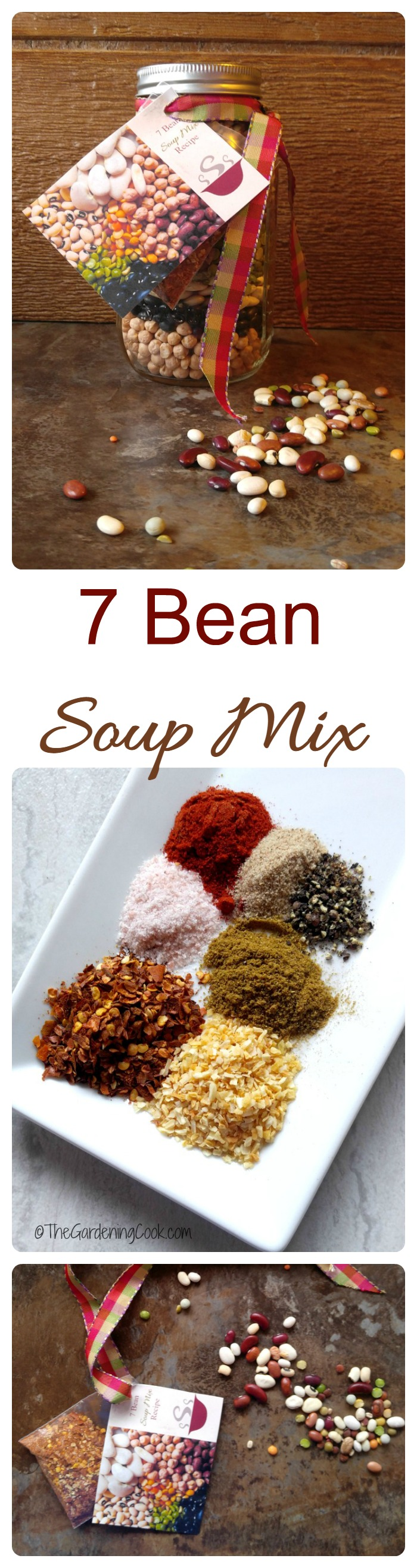 7 Bean Soup Mix plus Recipe
