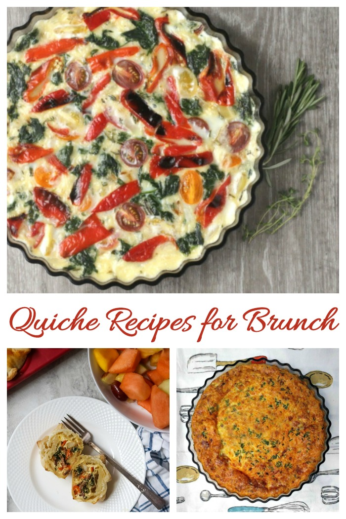 From breakfast to brunch and a main meal, these basic quiche recipes will wow your guests.