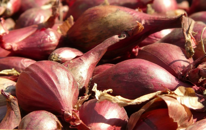 shallots are an onion variety that is sweeter