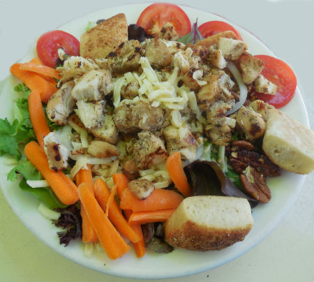 Bantam Weight Chicken Salad