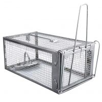 Gingbau Chipmunk Trap Humane Live Rat Trap Cage for Mice and Other Small Rodent Animals