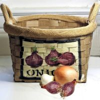 onions, garlic and shallots