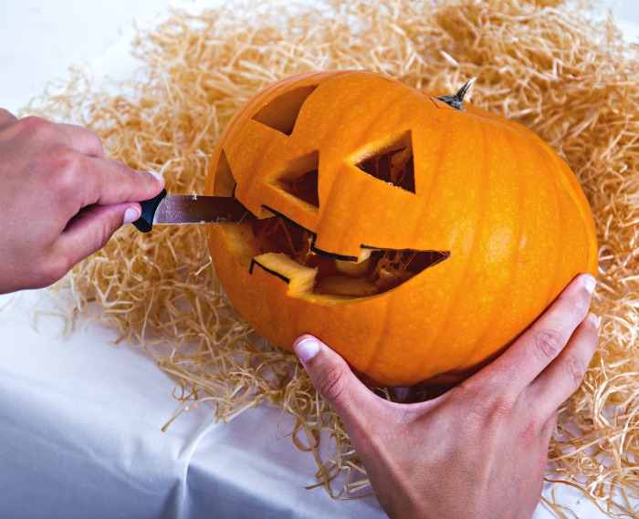 Pumpkin Carving Tips Carve A Pumpkin Easily With These Tricks