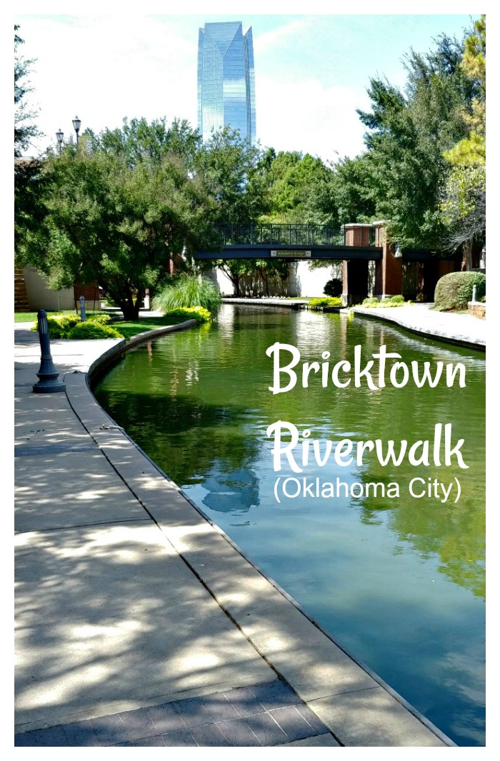 Bricktown Riverwak - Oklahoma City
