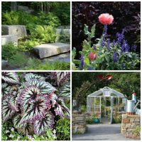 Discovering the Coastal Maine Botanical Garden in Boothbay Maine