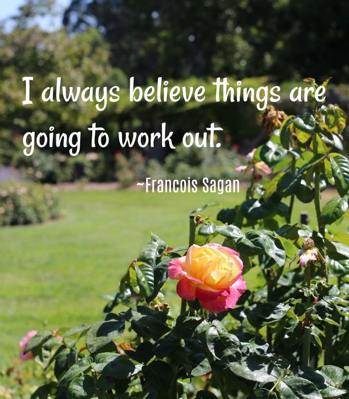 Francois Sagan hope quote