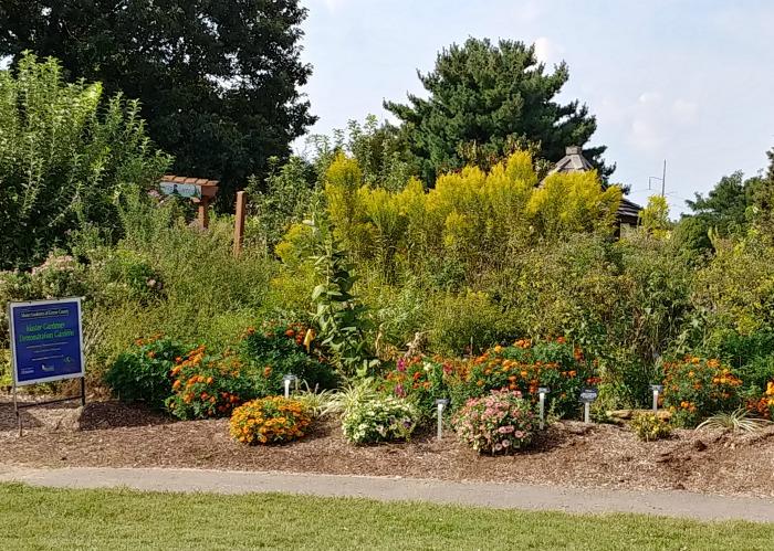 Master Demonstration Garden