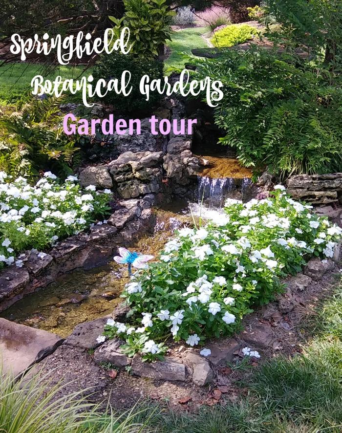 Springfield Botanical Gardens Touir