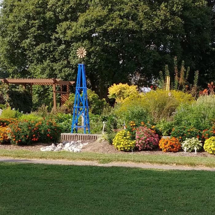 Botanical Gardens in Springfield Missouri