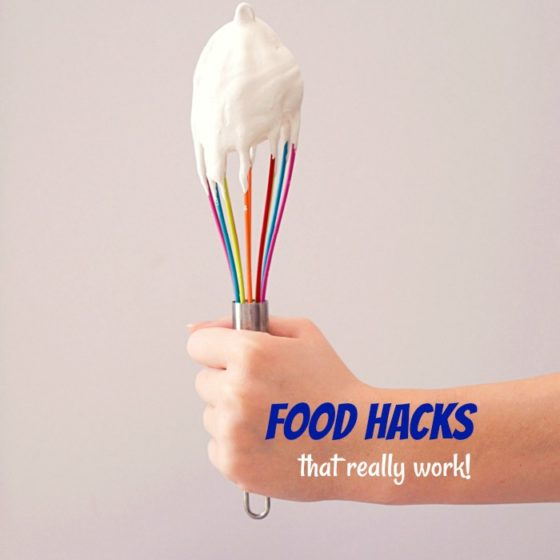 11 food hacks that really work