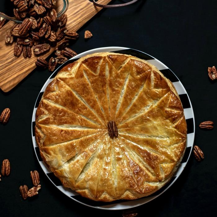Pithivier pie crust