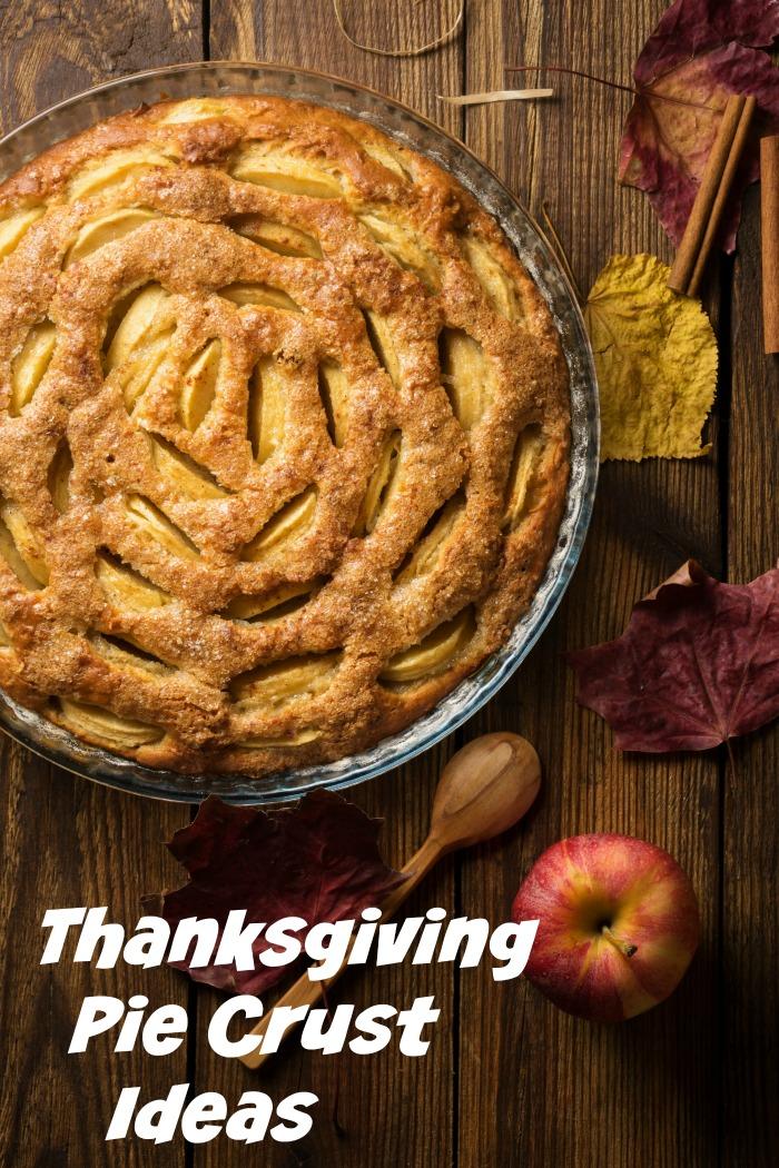 Thanksgiving pie crust ideas