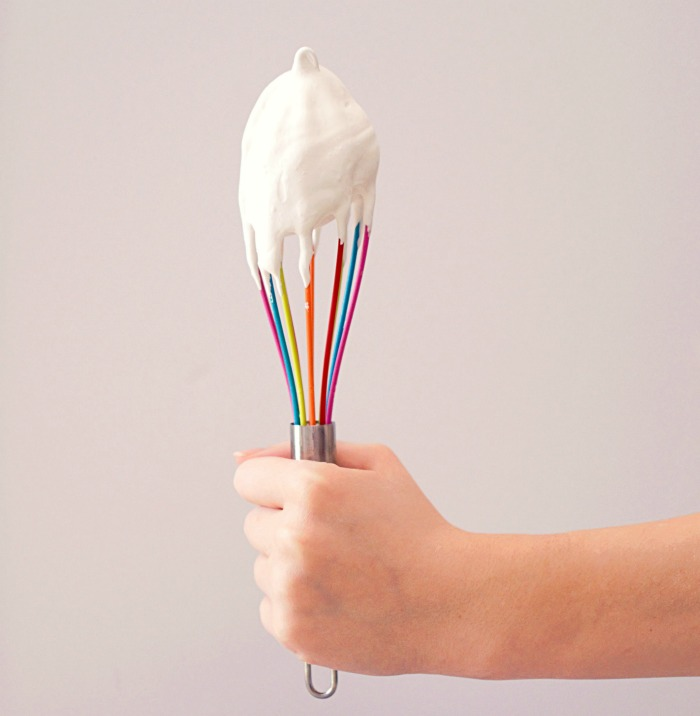 Food Hacks - Whipping cream with a whisk