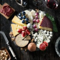 Antipasto party platter